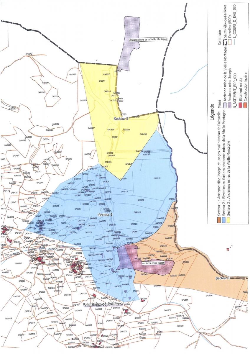 zone PAC Saint Félix